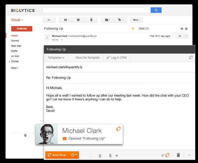 emailintegrationhubspotcrm