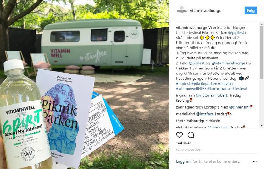 kommenter og vinn konkurranser på instagram piknik i parken.png
