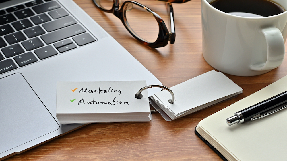 hva er marketing automation?