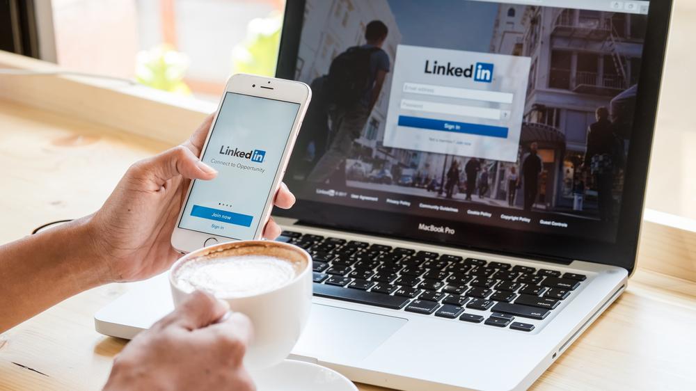 Annonsering på LinkedIn-noe for oss