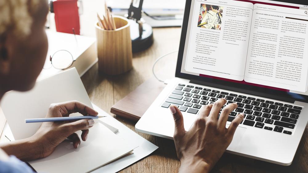 Sjekkliste Lage en e-bok Dette må du tenke på!