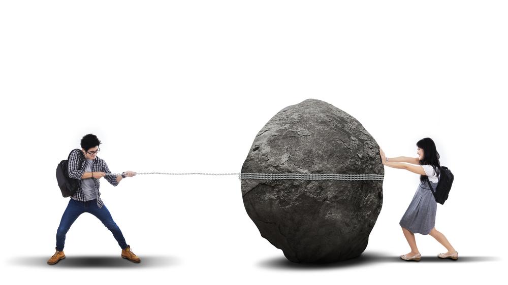 Push og pull-markedsføring i en digital hverdag