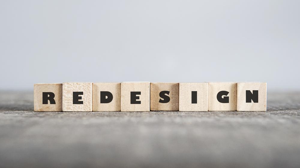 Redesign av websiden Her er 5 kritiske ting du bør tenke over
