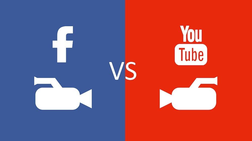 Videomarkedsføring Facebook vs. YouTube-1
