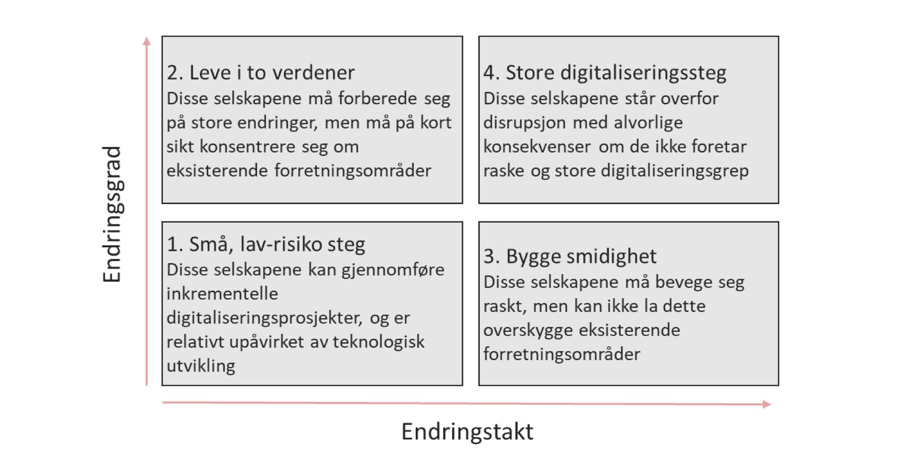 Endringstakt - hvordan lykkes i en analog og digital verden 2