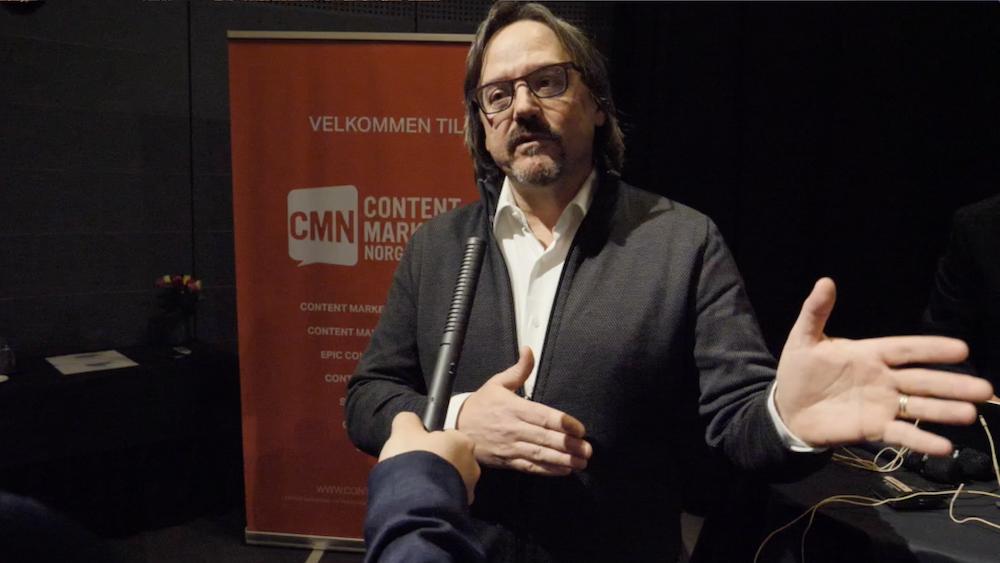Robert Rose Tenk på innholdskanaler som produkter, ikke bare taktikker