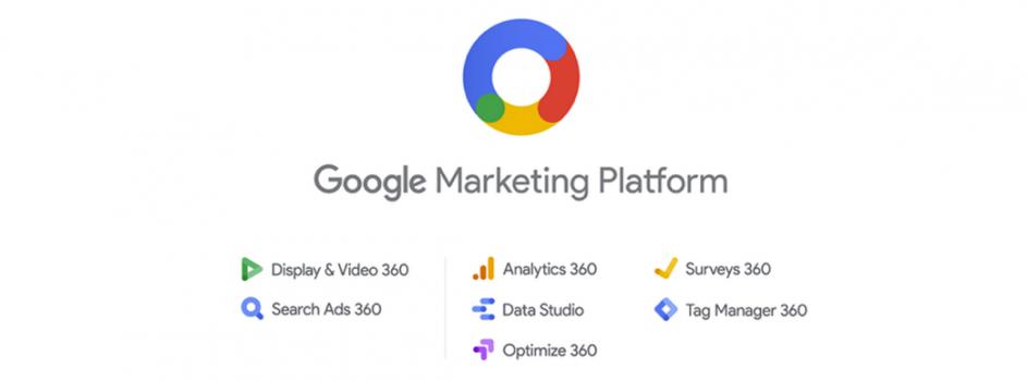 Doubleclick og Google Analytics 360 Suite blir Google Marketing Platform