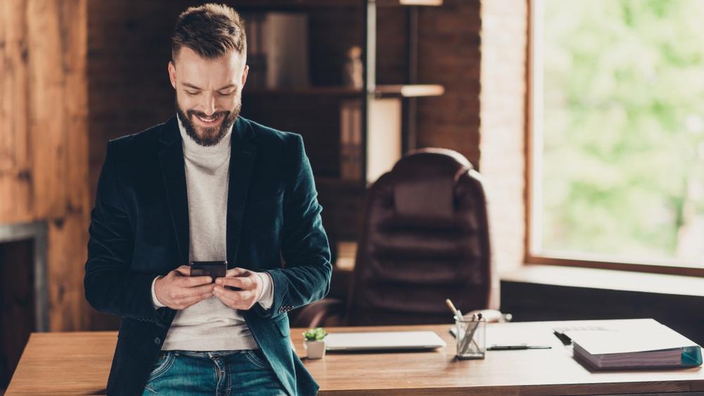 Er sosiale medier en viktig arena for toppledere?