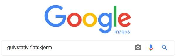 Øk antall konverteringer gjennom Google Images Google eksempel