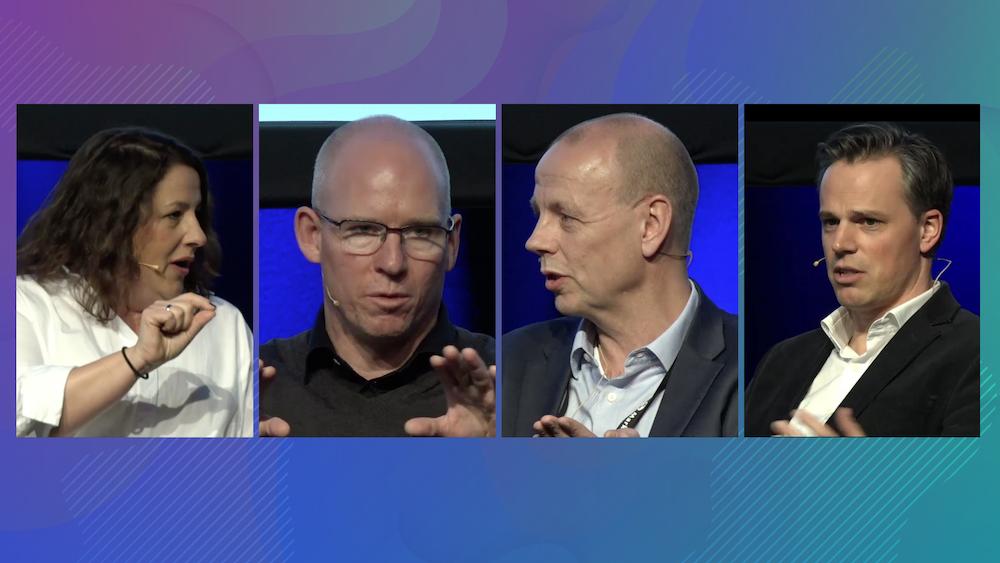 Debatt DNB, MarkedsPartner, Facebook, Mediacom