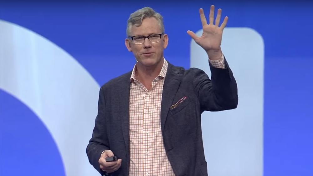 Experience disruptors Brian Halligan INBOUND 2019