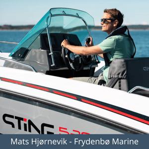 Mats Hjørnevik Frydenbø Marine