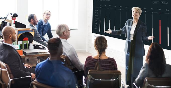 Nå salgsmålene med disse KPI-ene for salgs- og markedsavdelingen