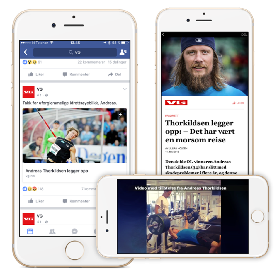 Native annonsering med Facebook Instant Articles