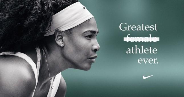 Nike Inc, Serena Williams