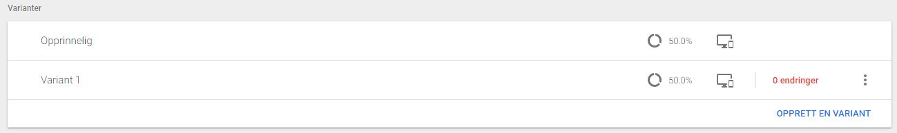Google optimize 6