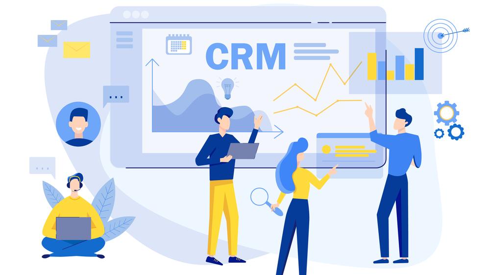 Implementering av nytt CRM