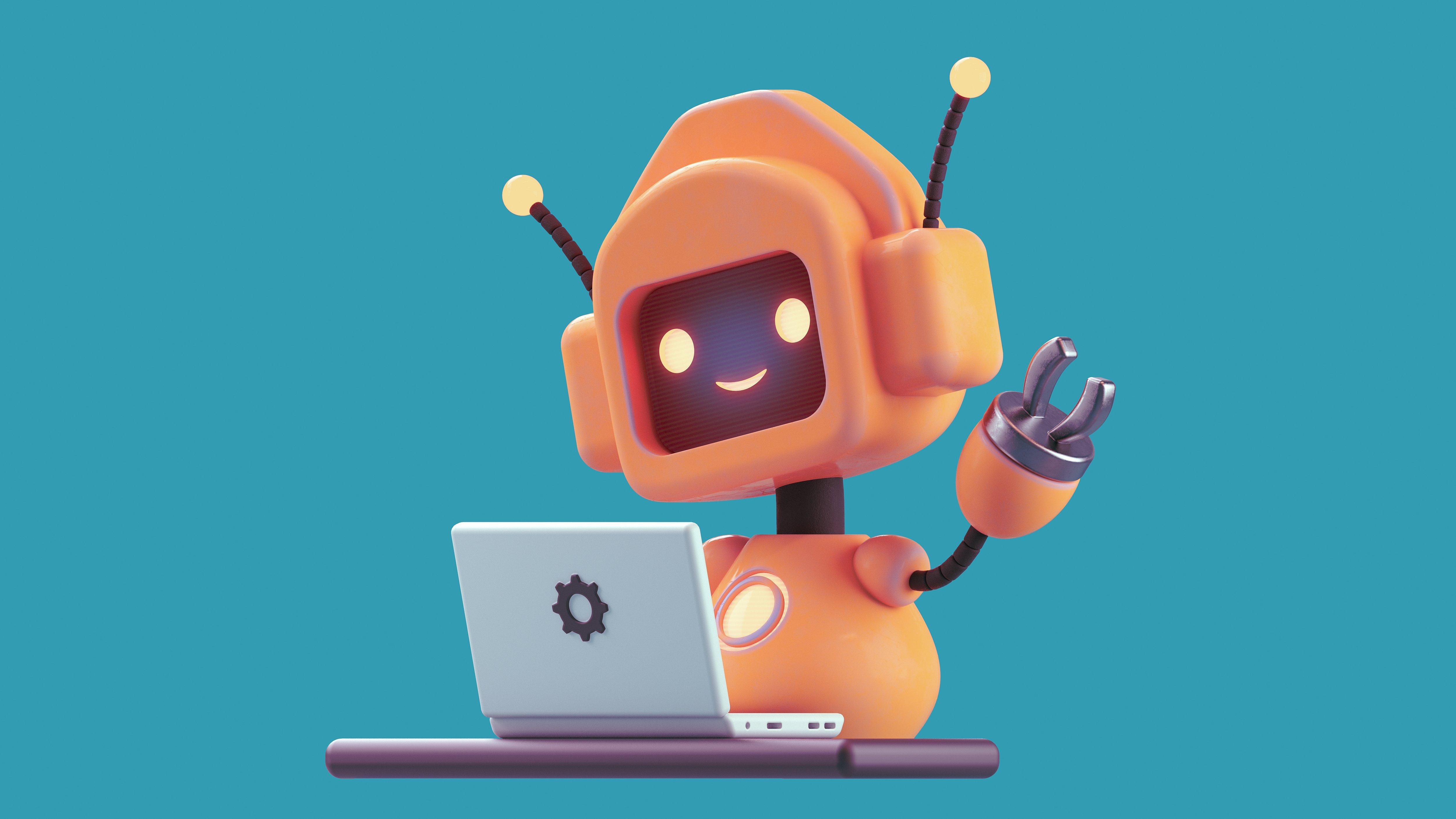 Chatbot chat funksjon i HubSot