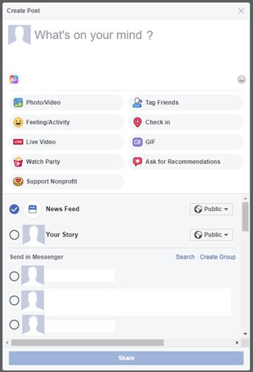 fremgangsmaate-paa-organisk-post-paa-Facebook-innhold