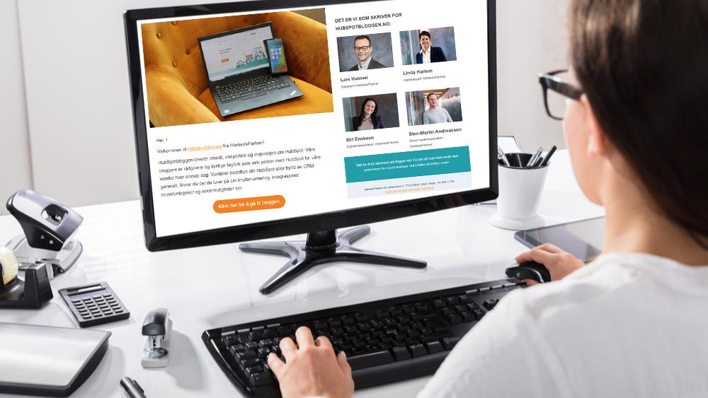 5 ideer til e-poster i kundeoppfølgingsprosessen