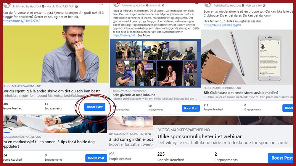 4 fordeler ved å bruke Facebook Ads Manager for annonsering