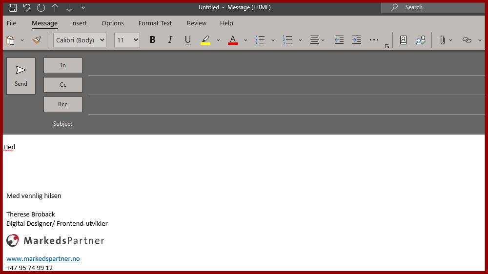 3 tips til intern e-postsignatur