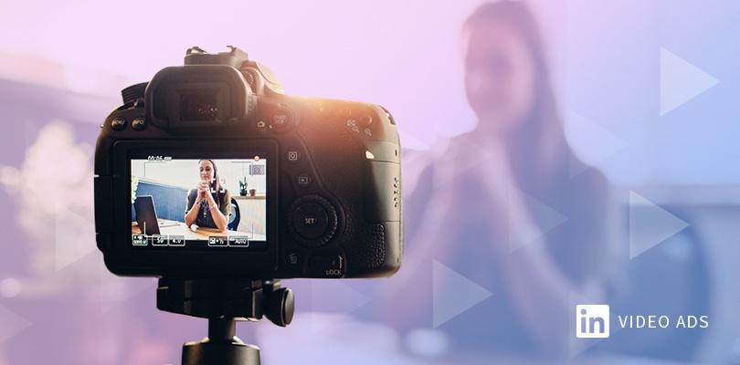 LinkedIn lanserer videoannonser