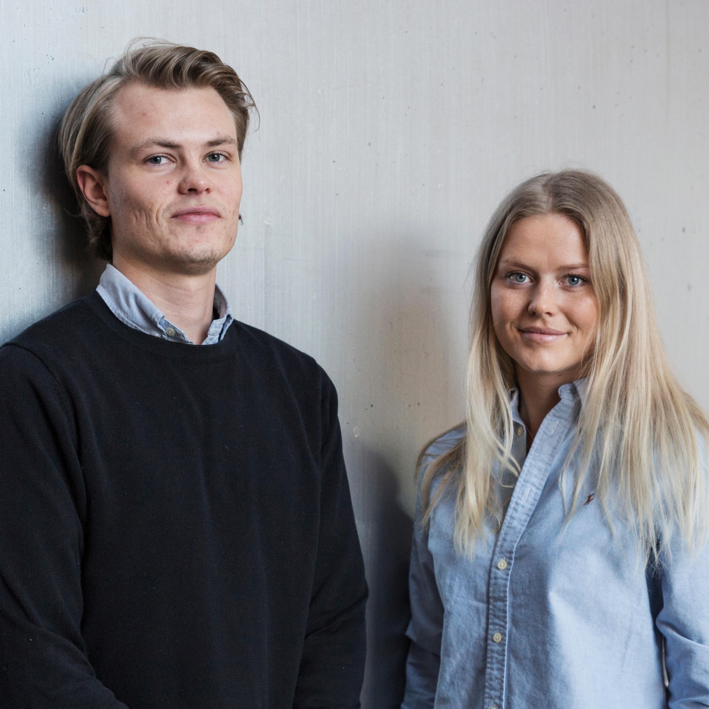 Julie Schive Kjærnli og Arne Øystein Bautz's photo